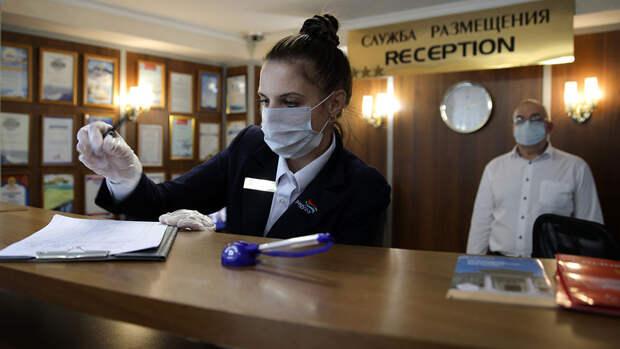 Власти Подмосковья ограничивают срок проживания в гостиницах без защиты от COVID-19