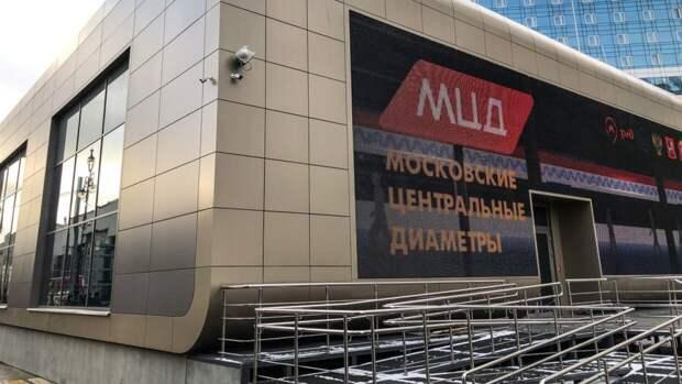 Железнодорожную станцию МЦД-4 «Мещерская» в Москве благоустроят к августу