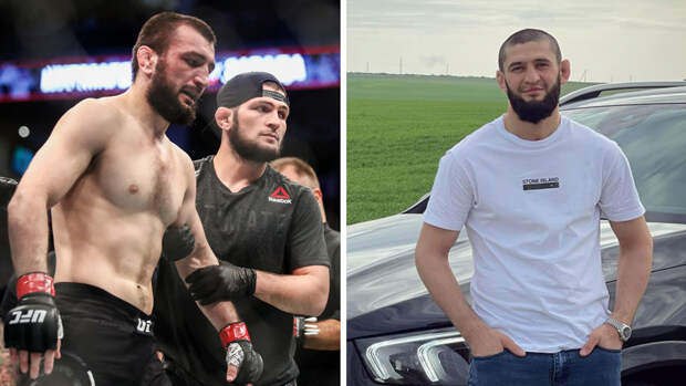 "Брат Нурмагомедова осудил Чимаева, пообещавшего ""порвать"" Хабиба"