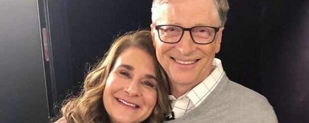 Жена и дети Билла Гейтса перед сообщением о разводе уехали отдыхать без него