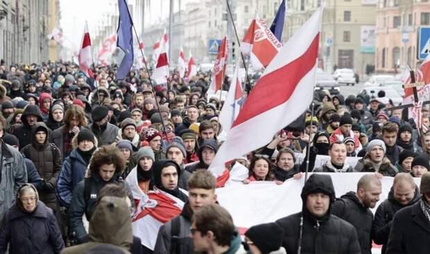 Раскачивать ситуацию в Белоруссии начали ставленники Сороса
