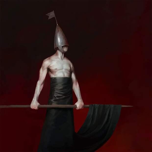 Космические батюшки, Ленин на механоиде и другие персонажи Владимира Малаховского