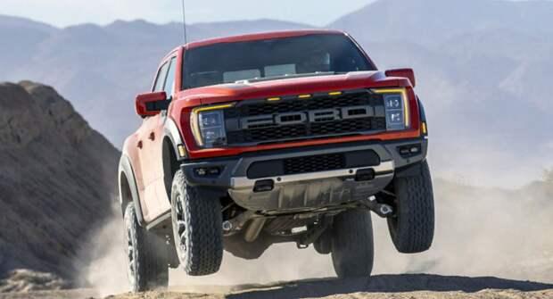 Суперпикап Ford F-150 Raptor получил выхлопную систему, как у Nissan GT-R
