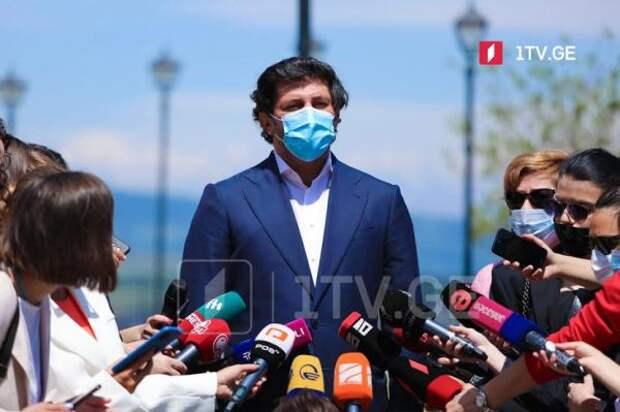 Каладзе считает, что уГрузии нет альтернативы, кроме «Мечты»