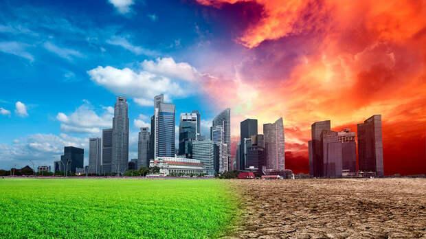 Каждому четвертому городу мира пригрозили катастрофой