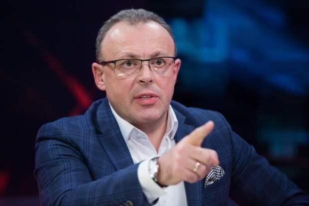 Спивак заявил, что Киев устроилсоциальныйкапкан для жителей Крыма