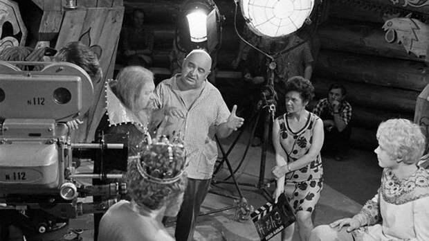 Как проходили съемки киносказок Александра Роу в Подмосковье