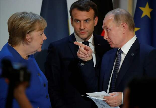 Линия Путина: что и где Европе можно, что нельзя