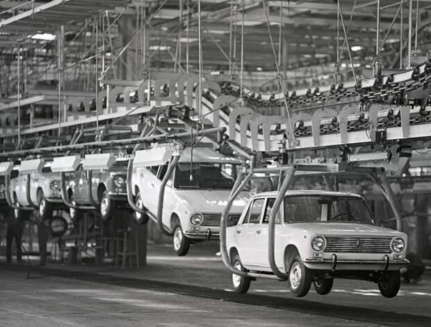 50 лет назад были выпущены первые LADA