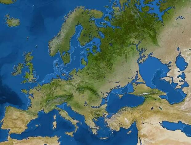 Всемирный потоп. Откуда взялось так много воды в дожде? Тайна разгадана