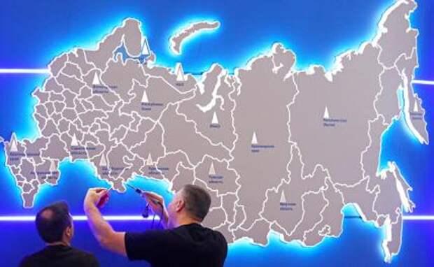 Не мытьем, так катаньем: Россию все равно переделят, но по-хитрому