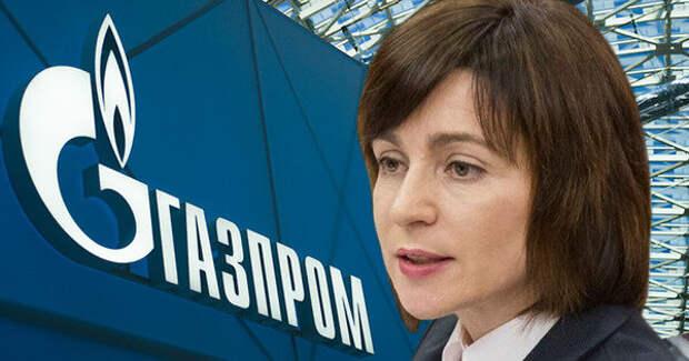 """Молдаване прокомментировали невозможность поставок газа из Румынии без согласия """"Газпрома"""""""