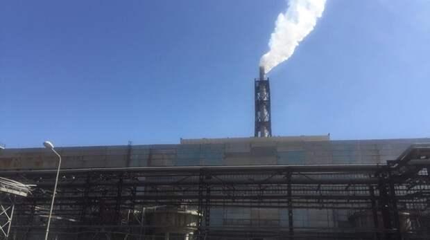 Повышенный уровень диоксида азота зафиксирован на севере Крыма