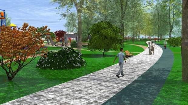 Парк «Димитриевский» вРостове благоустроят доконца года