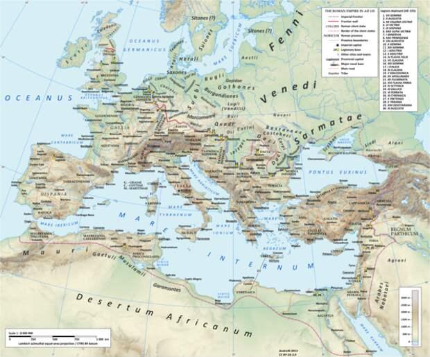 Происхождение славян или как историки сговорились