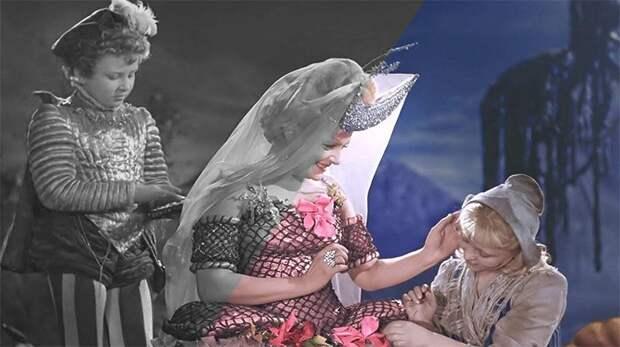 Шедевры советского кино: «раскраска» или чёрно-белый оригинал