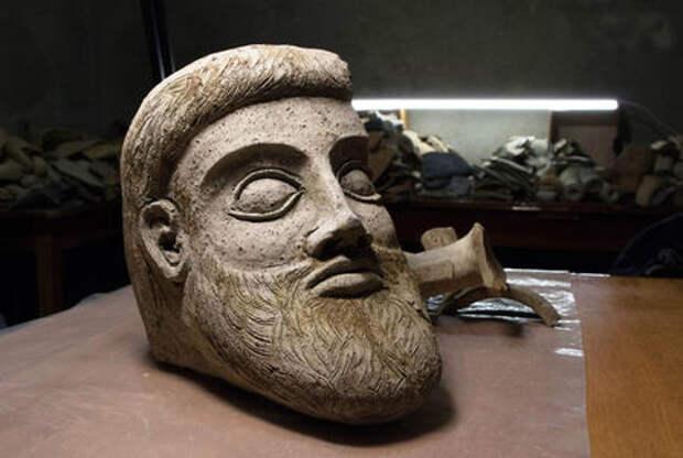 Во время возведения Керченского моста был обнаружен артефакт