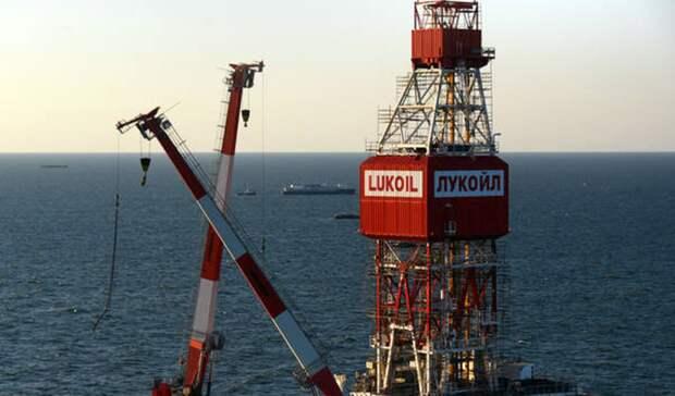 ЛУКОЙЛ надеется сохранить добычу нефти науровне 2020 года