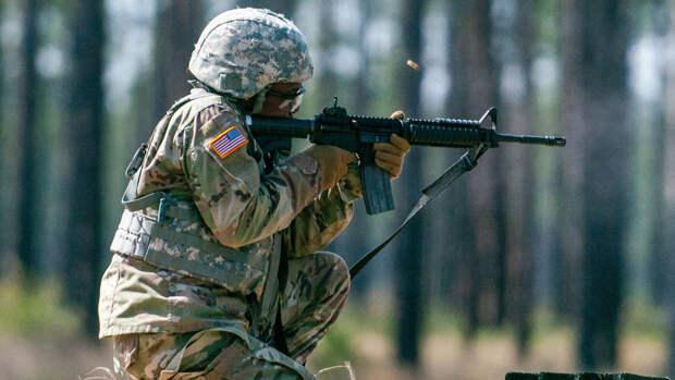 Newsweek: у США есть тайная армия из 60 тысяч бойцов