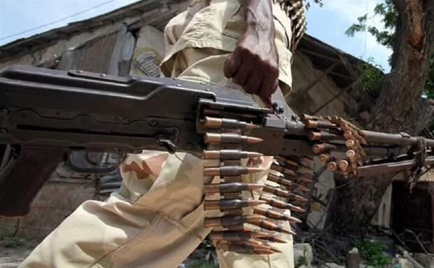 Военные организовали путч в Гвинее