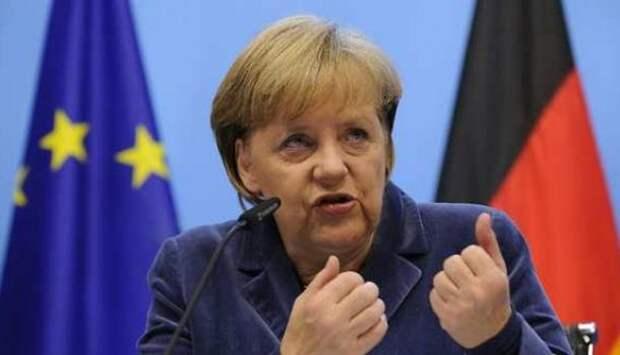Меркель заявила, что не намерена брать на себя роль «лидера свободного мира» | Продолжение проекта «Русская Весна»
