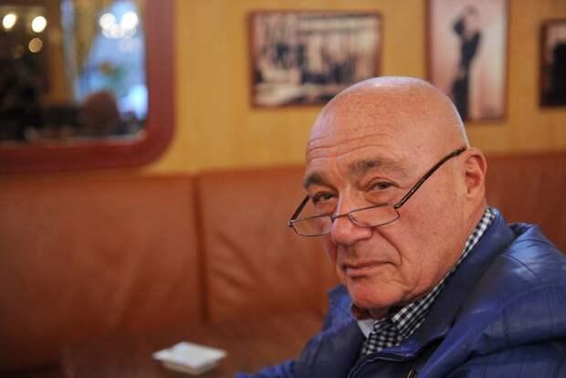 Владимир Познер: Сидите и помалкивайте!