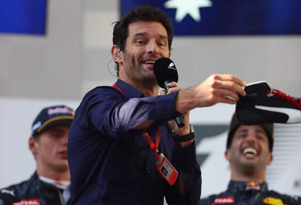 Марк Уэббер раскрыл правду о потерянном Jaguar бриллианте в Монако в 2004 году