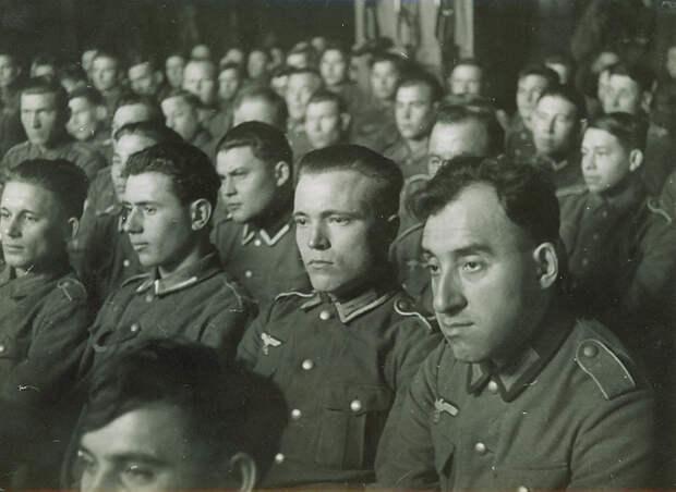 Волжско-Татарский легион вермахта