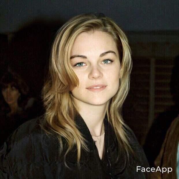 Как выглядят женские версии Джонни Деппа, Леонардо диКаприо идругих знаменитостей изFaceApp