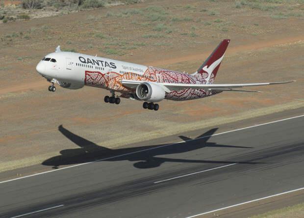 Австралийцы выполнили самый дальний пассажирский авиаперелет