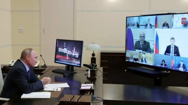 Путин отреагировал на обвинения Трампа в краже технологий гиперзвуковой ракеты
