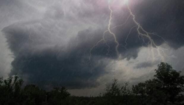 Внимание ! От 18.00 15.05.2021 до 18.00 16.05.2021 кратковременный дождь, местами гроза, при грозе порывы ветра 13-18 м/с.