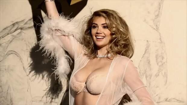 Роскошная Кейт Аптон в сексуальном видео!