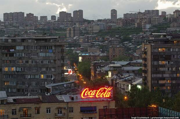 Yerevan09 Фотопрогулка по Еревану
