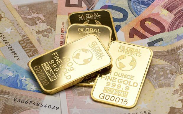 Россия сокращает долю иностранных валют в резервах