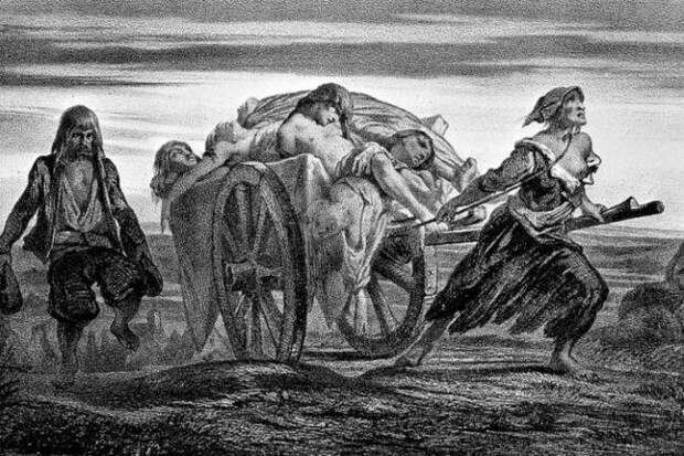 Холод и голод. Как Россия перенесла Малый ледниковый период