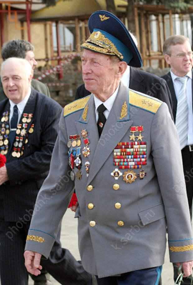 1 сентября 1922 родился Мещеряков Иван Васильевич - советский ...