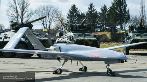 Украинские СМИ показали, как ВСУ с воздуха бьют по домам жителей Донбасса