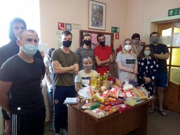 В Симферополе 2 декабря стартует акция «Тележки добра»
