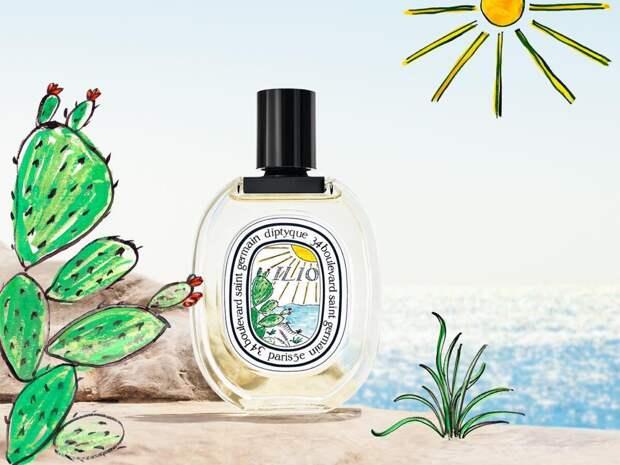 Солнечный аромат Ilio от diptyque