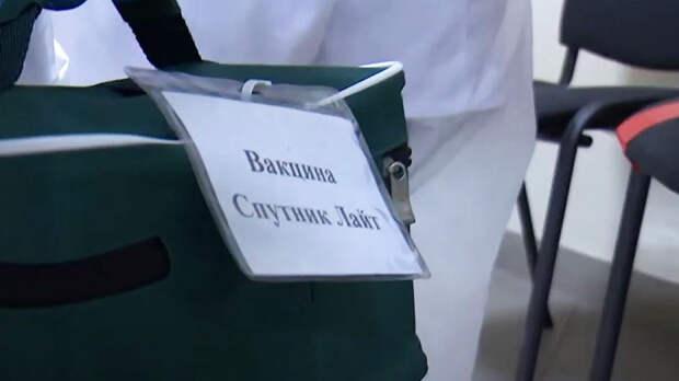 Согласована предельная отпускная цена на вакцину «Спутник Лайт»