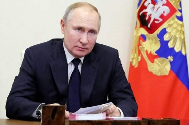 Путин попросил соблюдать этику и закон на выборах в Госдуму