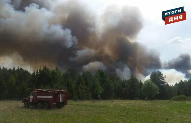 Итоги дня: жара, пожары и планы на еще один крематорий в Удмуртии