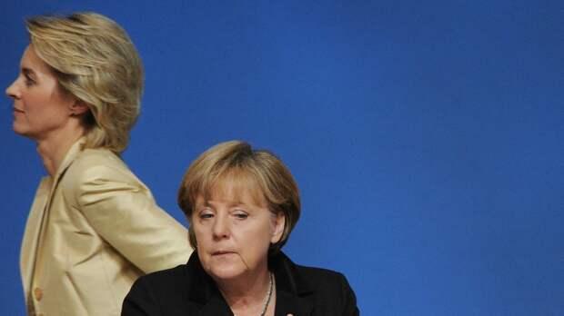 Германия не хочет больше быть спонсором Евросоюза