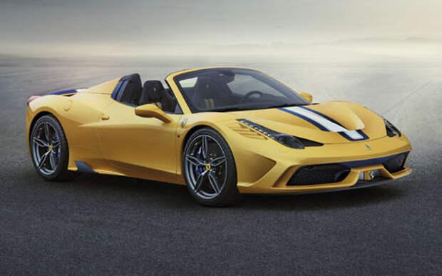 Парковщик по ошибке отдал дорогую Ferrari молодым наркоманам
