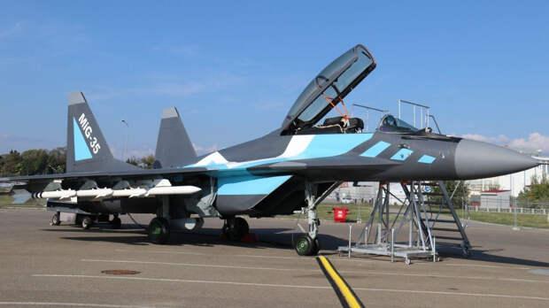 Западный эксперт рассказал о масштабных планах России на истребители МиГ-35