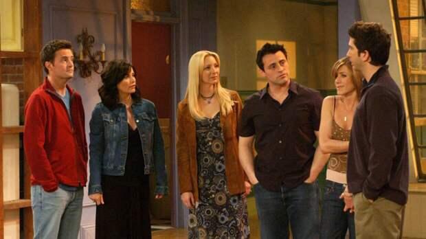 """Спецэпизод о воссоединении """"Друзей"""" покажут на HBO Max 27 мая"""