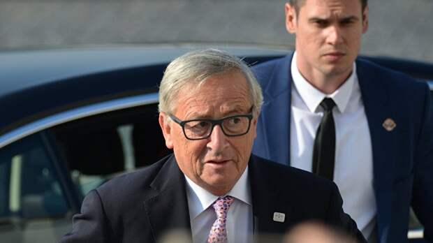 Внезапно. Юнкер: Евросоюз не встанет на колени перед США