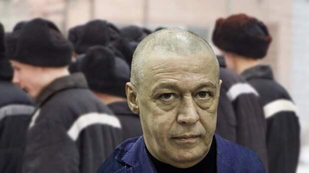 Михаил Ефремов рассказал о жизни за решеткой