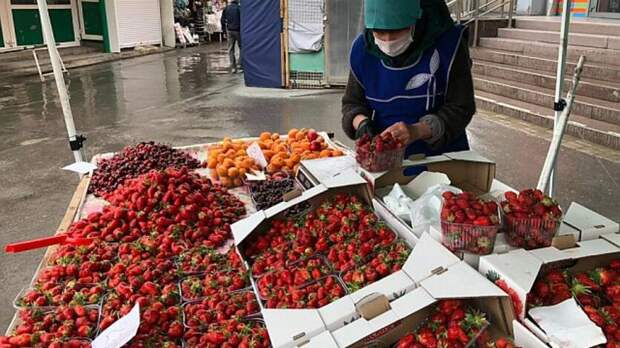 Ростовчане пожаловались губернатору нарост цен после закрытия аксайских рынков